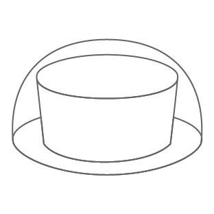 Envases para tortas