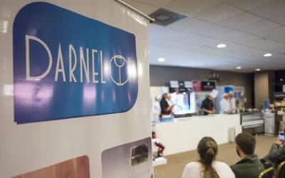 ASÍ FUE LA PRESENCIA DE DARNEL EN LA EXPO HOTEL URUGUAY 2018