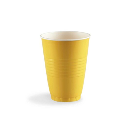 Vaso Amarillo 7Oz