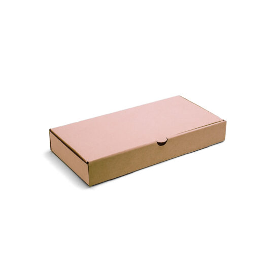 Caja Raviolera de Carton Marron 30x16x4.5