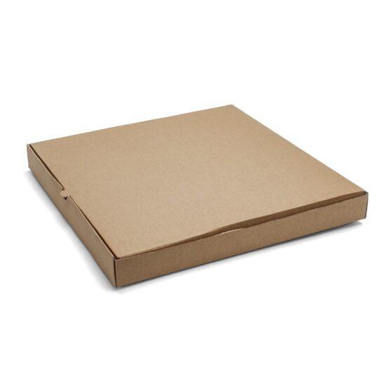 Caja para Pizza de Carton Blanca 42x42x4.5
