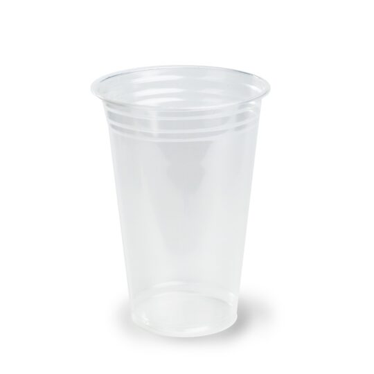 Vaso de PP transparente 330ml