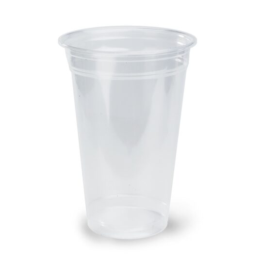 Vaso de PP transparente 550ml