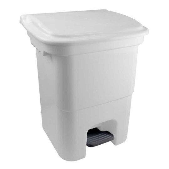 BASURERO CON PEDAL 50 litros