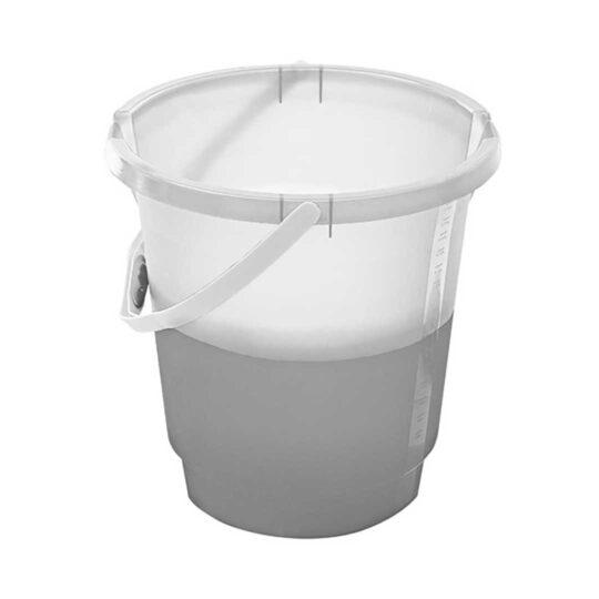BALDE CON MANIJA PLÁSTICA 20 litros