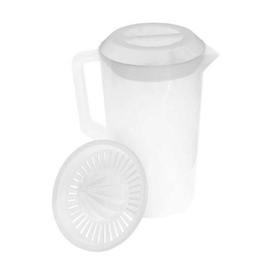 JARRA CON EXPRIMIDOR Y TAPA 1.75 litros