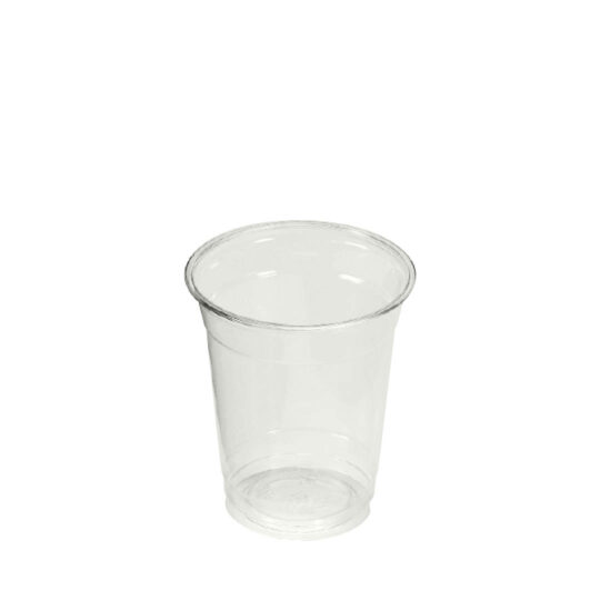 12oz clear PLA cup