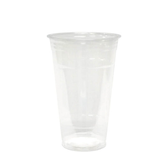 24oz clear PLA cup